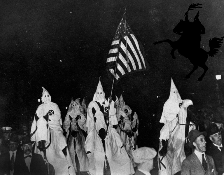 the origin and history of the kkk or ku klux klan Claim: the national rifle association was formed for the express purpose of driving out the ku klux klan and helping freed slaves defend themselves against racist attacks.