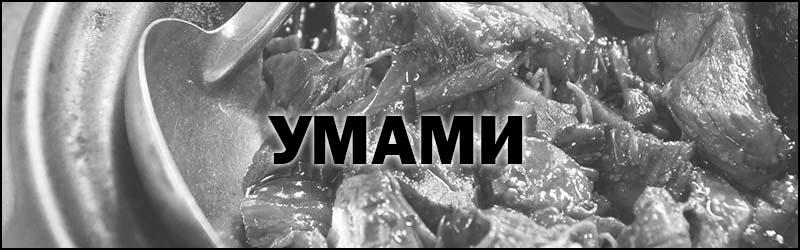 Что такое Умами - это