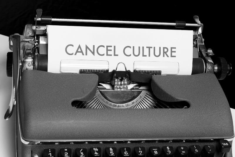 Примеры культуры отмены