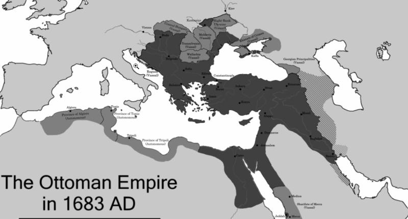 Формы, виды и типы империй